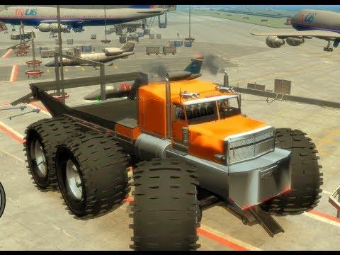 Truck Locations Gta 4 Gta 4 Giant Monster Truck