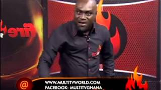 Sports presenter in hilarious attack on Asamoah Gyan's move to China