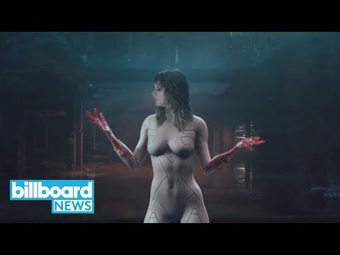 Taylor Swift Releases Futuristic '...Ready for It?' Video | Billboard News