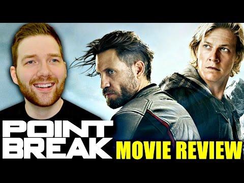 Point Break - Movie Review