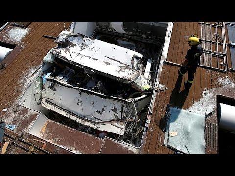 Allemagne : un accident de bateau fait deux morts
