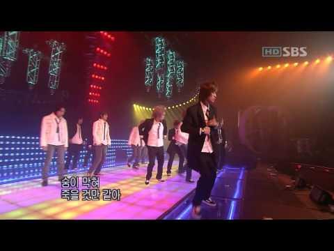 061001 TVXQ - Intro + Get me some @ inkigayo