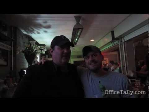 The Office Wrap Party: Brian Baumgartner at Backyard Ale House