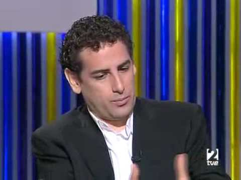 Juan Diego Florez ,Peruvian Tenor Spainsh TV interview
