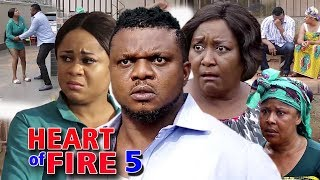 Heart Of Fire Season 5 - (New Movie) 2018 Latest Nigerian Nollywood Movie Full HD | 1080p