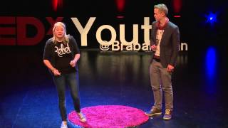 Working together(e) to-get-there | Danielle Dietz | TEDxYouth@Brabantlaan