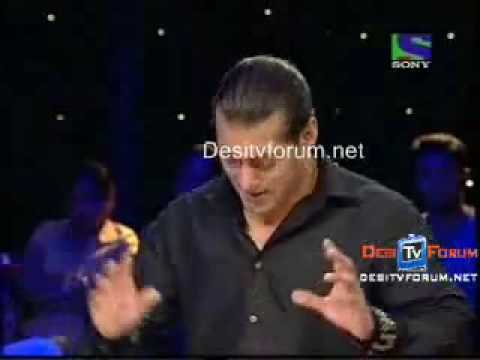 Shabbir kumar - Salman khan singing his favourite Shabbir kumars...