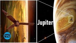 Apa Yang Terjadi Jika Kita Masuk Ke Lubang Raksasa Jupiter ?