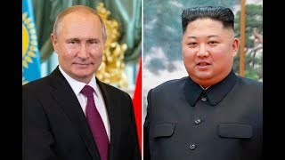 Kim Jong Un to meet Vladimir Putin on Thursday, says Kremlin