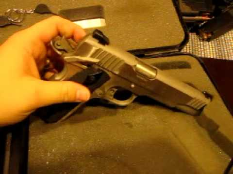 Taurus PT-1911 (Like vs. Dislike)