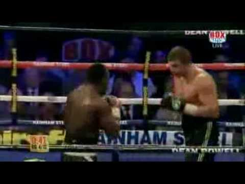 Dereck Chisora Vs Edmund Gerber Cała Walka FULL FIGHT