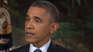 Obama NBC Interview 2013: President is 'Sorry' for Americans' Losing Insurance  11/8/13