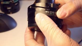 Repair focus issue with Canon EF 50mm / 1.4. Dissasembly guide.