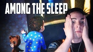 Among The Sleep - Part 1 - Indie Horror Game -(SCARY) TALKING TOYS!! (Gameplay Walkthrough)