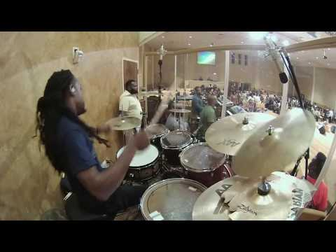Jessica Reedy - Put It On The Altar (Drums)