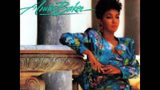 Anita Baker - Giving you the best that I got (full album)