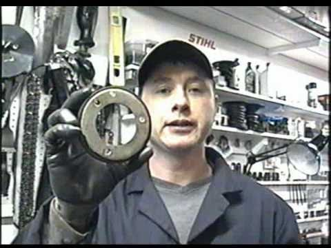 HOW TO Replace The Friction Disc on Murray Noma Craftsman Snowblowers Part 2/2
