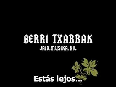 Berri Txarrak - Isiltzen Banaiz