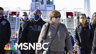 U.S. Breaks Record For New Cases For Third Straight Day | Morning Joe | MSNBC