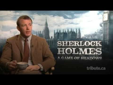 Guy Ritchie - Sherlock Holmes: A Game Of Shadows Interview With Tribute