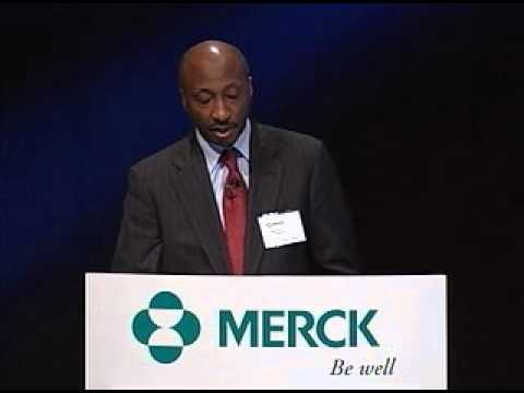 Question to Merck CEO Regarding Merck's Continuing Support for ObamaCare