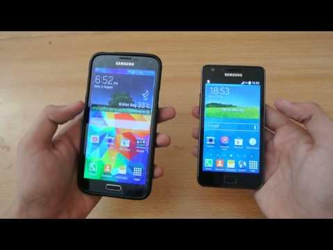 Galaxy S5 ROM On Galaxy S2!