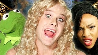 """Shakira ft. Rihanna - """"Can't Remember to Forget You"""" PARODY"""