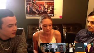 Hangout with Degrassi's Lyle Lettau, Olivia Scriven & Adamo Ruggiero