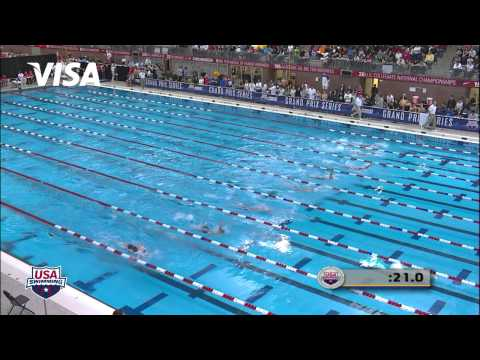 Women's 100m Backstroke B Final - 2012 Columbus Grand Prix