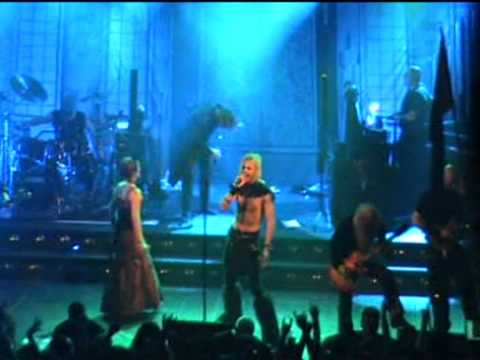 Therion - Typhon (Live in Belgrade 11.12.2007)