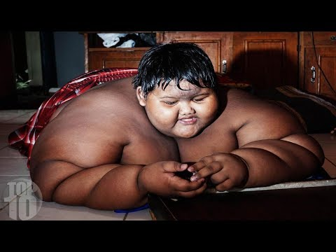 10 FATTEST People In The World