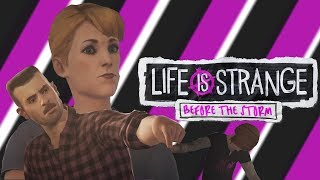 Eggs And Bakey - Life Is Strange Before The Storm Episode 1 - Pt 2