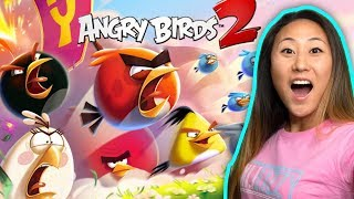 ANGRY BIRDS 2!!