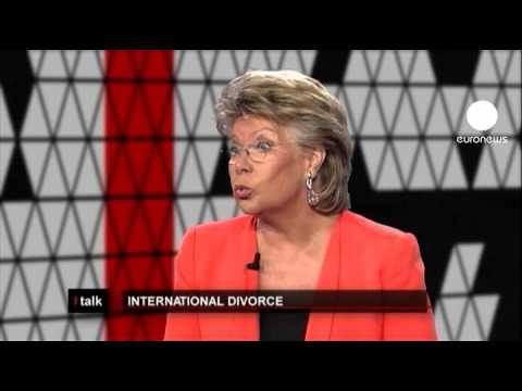 euronews I talk - I talk: Viviane Reding