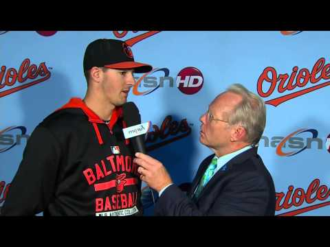 Kevin Gausman offers his thoughts on his performance against the Blue Jays