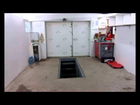 Как я оборудовал гараж своими руками