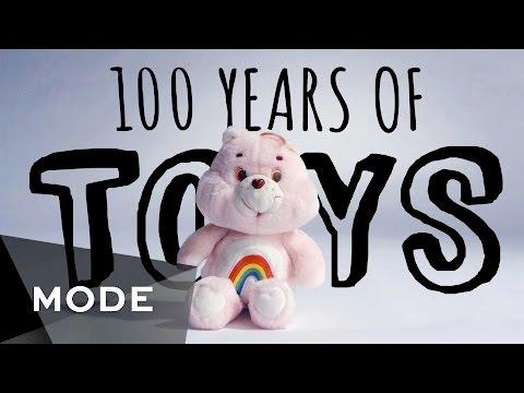 Los juguetes de Navidad de los últimos 100 años