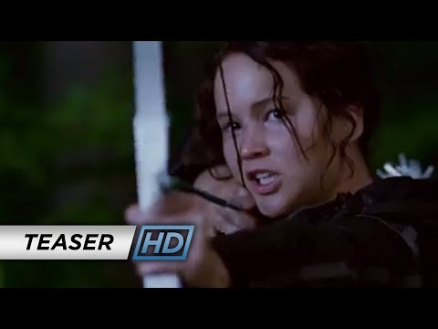 The Hunger Games Trailer