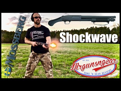 Mossberg Shockwave Review: Yes, It's Legal!