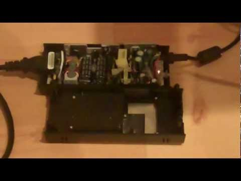 BEST WAY*** How to fix the red light on the xbox 360 slim power brick