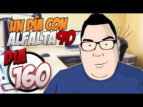 Vlog Día 160 | Stream de LOL y Las aventuras el wero y alkapone (2/08/2013)