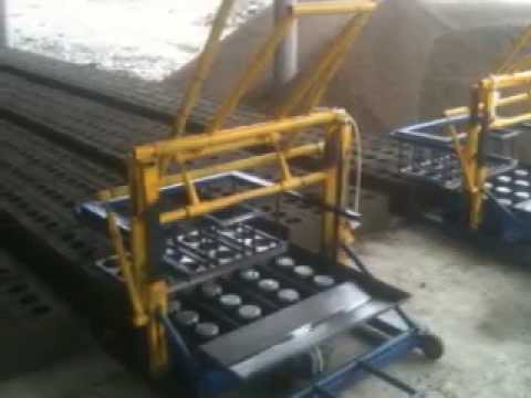 Оборудование для изготовление блоков в домашних условиях и оборудование