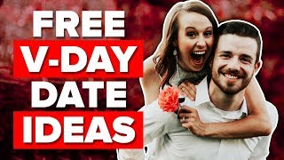 10 FREE Valentines Day Date Ideas If You're Broke 🙅💰