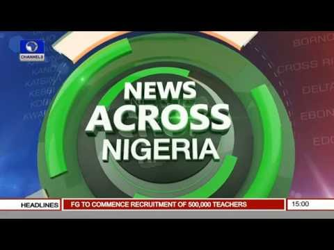News Across Nigeria: Army Says Boko Haram Suspect Trapped In Sambisa
