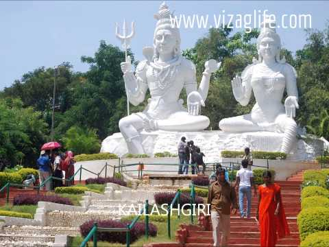 Must visit tourist places in visakhapatnam