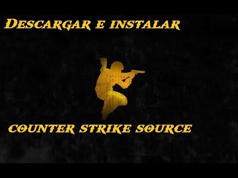 Descargar e instalar Counter Strike Source V84 Online