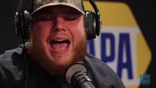Luke Combs 34 When It Rains It Pours 34 Live On The Bobby Bones Show