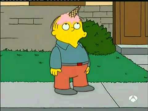 Los Simpson (Ralph ''Soy un unicornio retrasado'')