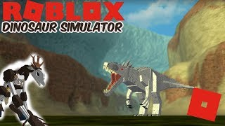 Roblox Dinosaur Simulator - Playing as Wendigo King! + Gallus Kosers!