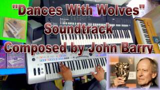 Dances With Wolves Soundtrack-Part 1-Tyros4&PsrA-2000